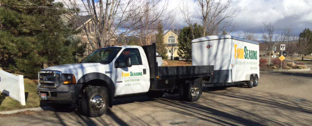 About Us Boise Landscaping Four Seasons Landscape Management Eagle Meridian Boise Idaho